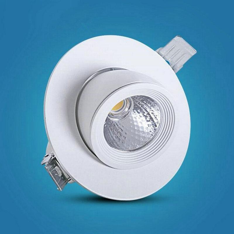 Rotate 360 degrees 12w 15w led cob chip downlight dimmable recessed rotate 360 degrees 12w 15w led cob chip downlight dimmable recessed led ceiling light spot light lamp white warm white cree led bulb cfl bulb from ledtech aloadofball Image collections