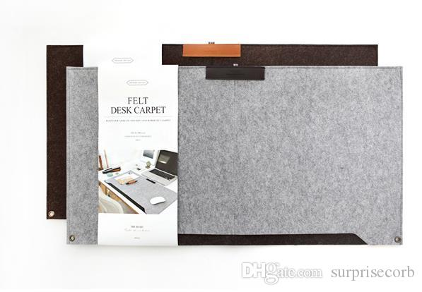 2017 2016 newfashion durable computer desk mat modern table felt