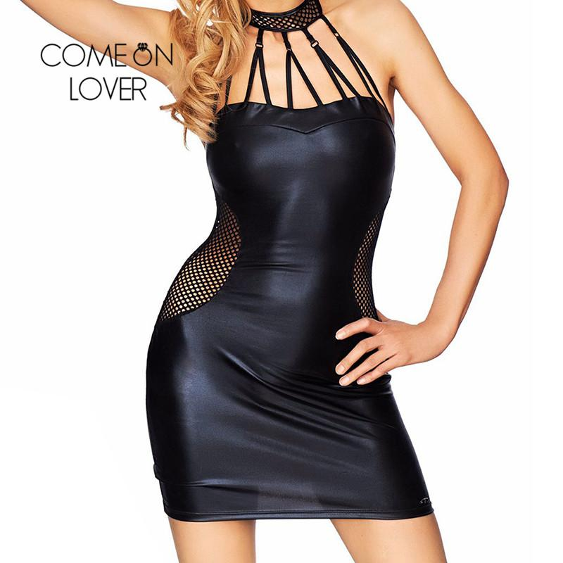 Comeonlover Sexy Lingerie Plus Size Babydoll Dress Ri80454 Black