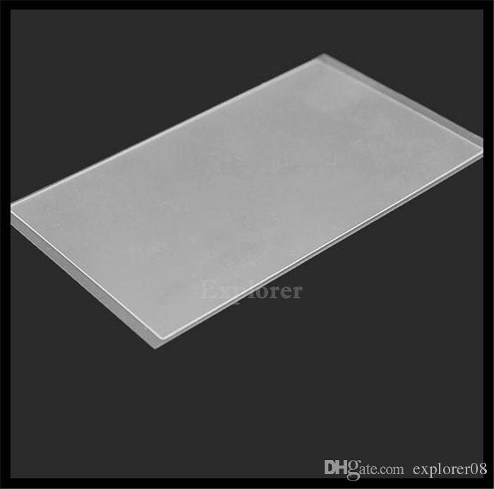 OCA ملصق فيلم لسامسونج غالاكسي S3 S4 S5 S6 S7 ملاحظة 2 3 4 حافة 5 ميتسوبيشي ضعف الجانب إصلاح الزجاج ملصقا