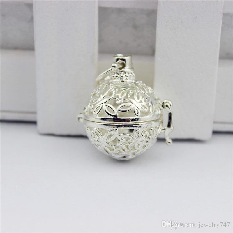Диффузор ожерелья ароматерапия эфирное масло диффузор ожерелье диффузор медальон ожерелье с лавы рок 24 дюймов цепи