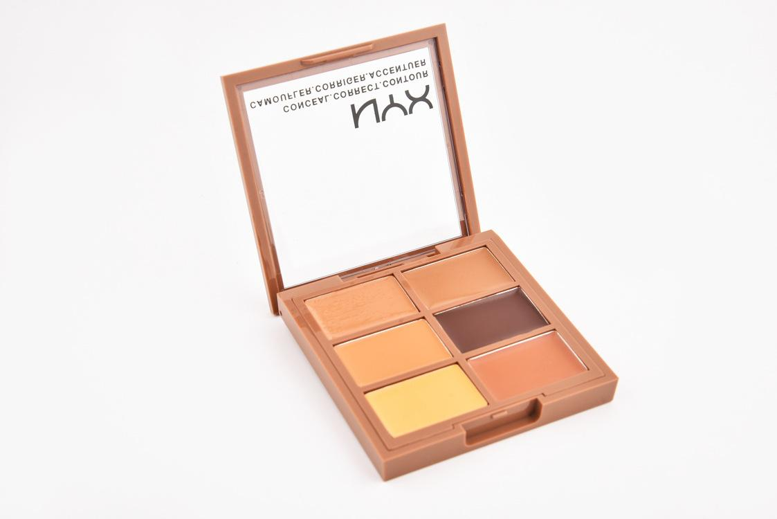 NYX Concealer Makeup Conceal Correct Contour Palette Brand Face Beauty Cosmetic Cheap Price On Sale