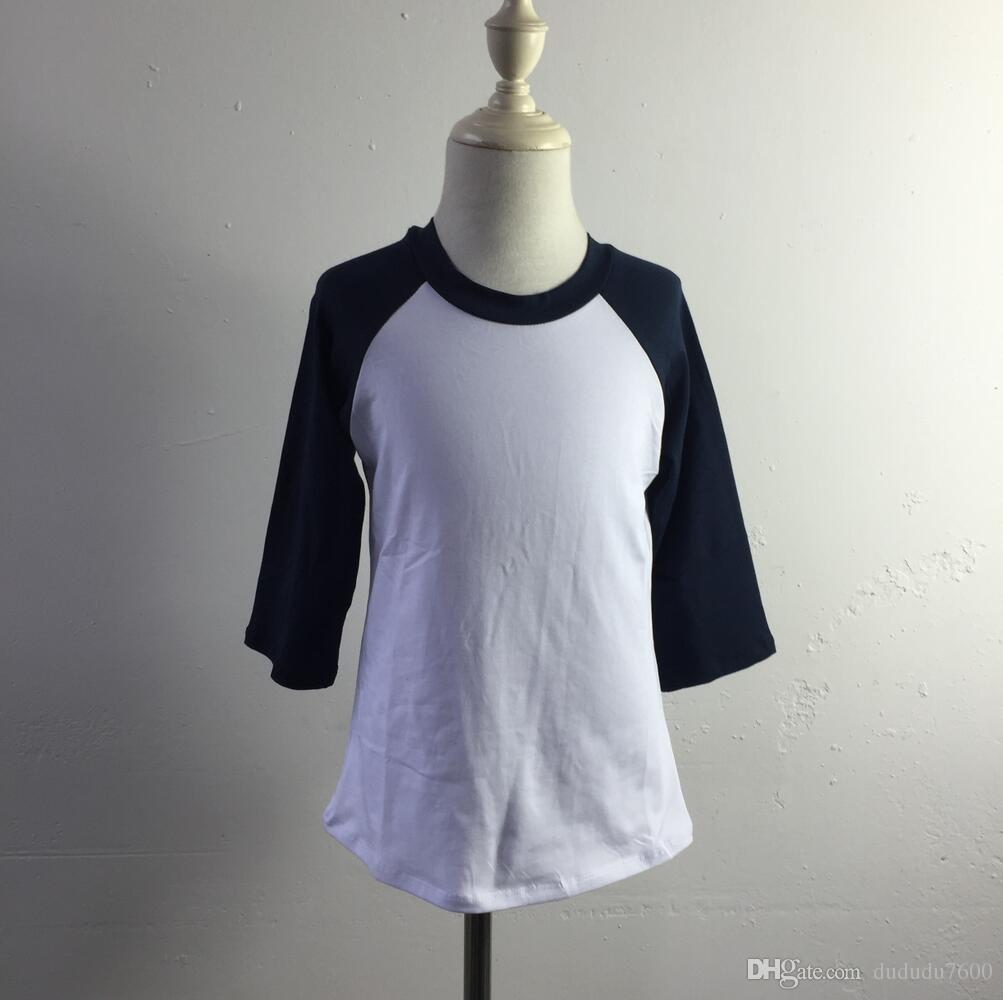 cd4a1a2d939c7e 2019 Boys Party Blouse Top Shirt No Ruffle 3 4 Sleeves Long Sleeve Raglan Shirts  Designer Western Tops Shirt From Dududu7600