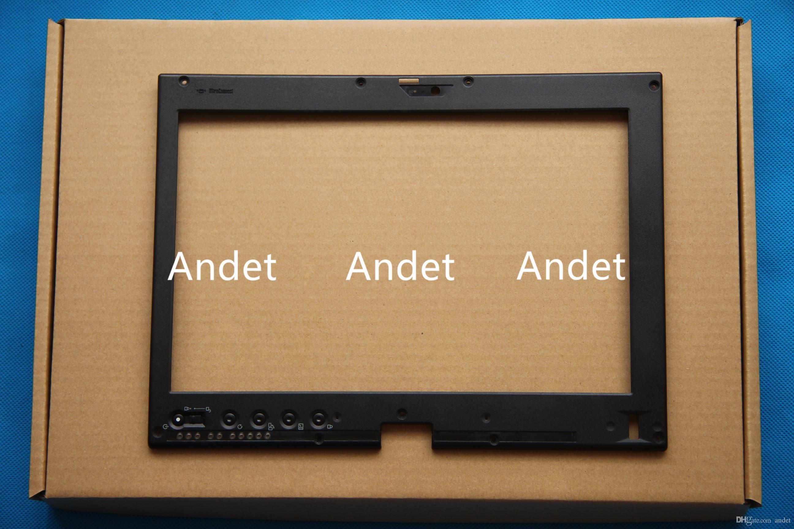 Großhandel Lenovo Thinkpad X200 X201 Tablette X200t X201t Lcd Vordere Lünette Abdeckung Rahmen Fall 75y4436 75y4434 Von Andet $19 1 Auf De Dhgate