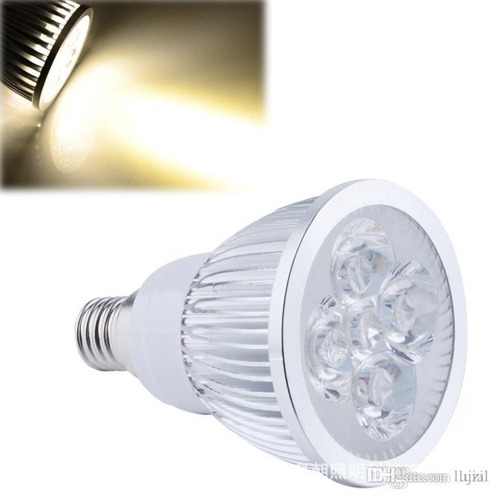 High Power Led 3 W Shoot the Light Bulb Controllable GU10 MR16 E27