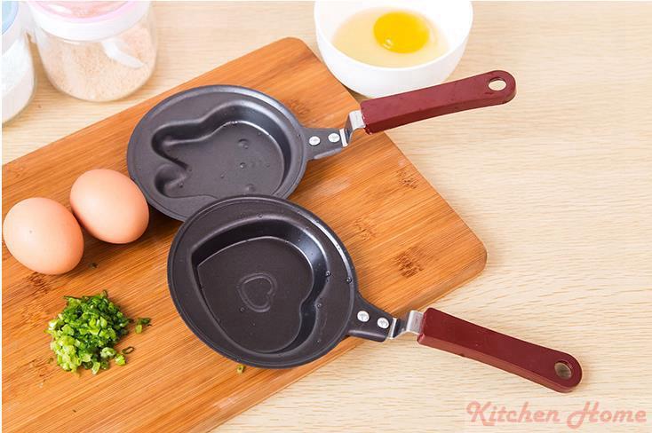 Mini Egg Fryer Pan Mini Cooking Egg Fryer Mold Egg Fryer Device Cartoon Omelette Fryer Mold