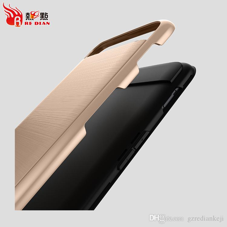 Cell phone protective cover for samsung galaxy S6 S7 S8 S8plus Note 8 Hard PC oneplus 5 case