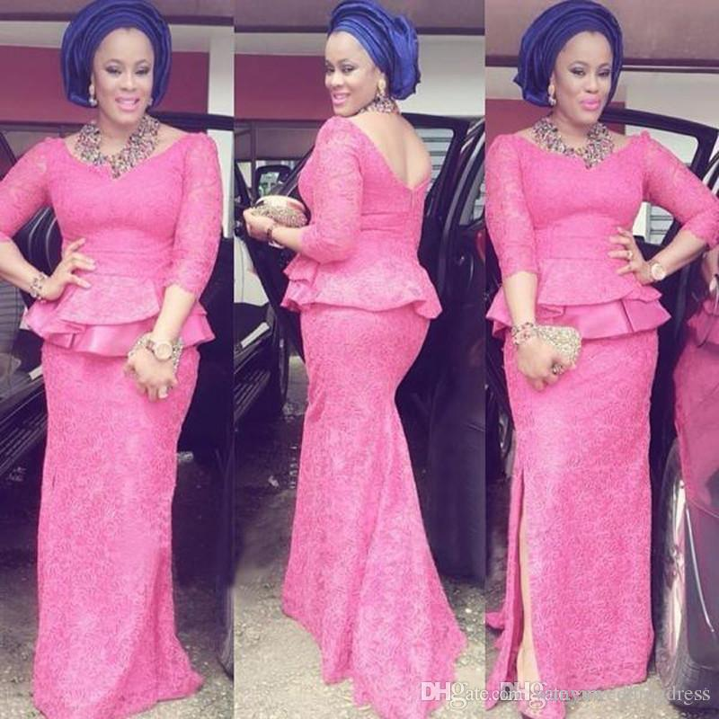 Magnífico Vestido De Novia Nigeriana Tradicional Regalo - Ideas de ...