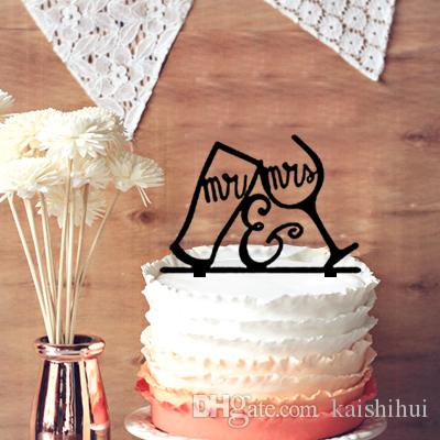 Couple Wine Glass Cake Topper, Toasting Beer And Wine Glasses Wedding Cake  Topper Mr And Mrs Silhouette Wedding Cake Topper Glass Cake Topper Mr And  Mrs ...