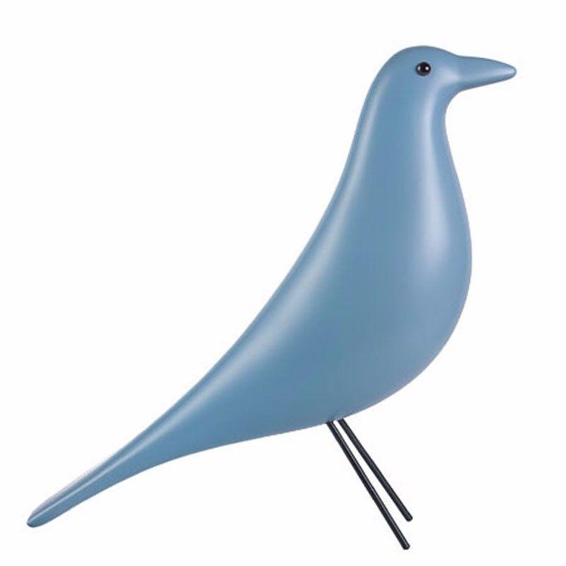 Modern Resin House Birds Designer Home Furnishings Decoraciones artesanales es disponibles Fashion Table / Floor Decoration ZA1318