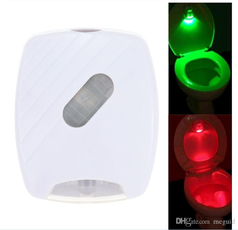 Bathroom Night Light best bowl brite led toilet night light sensor motion activated