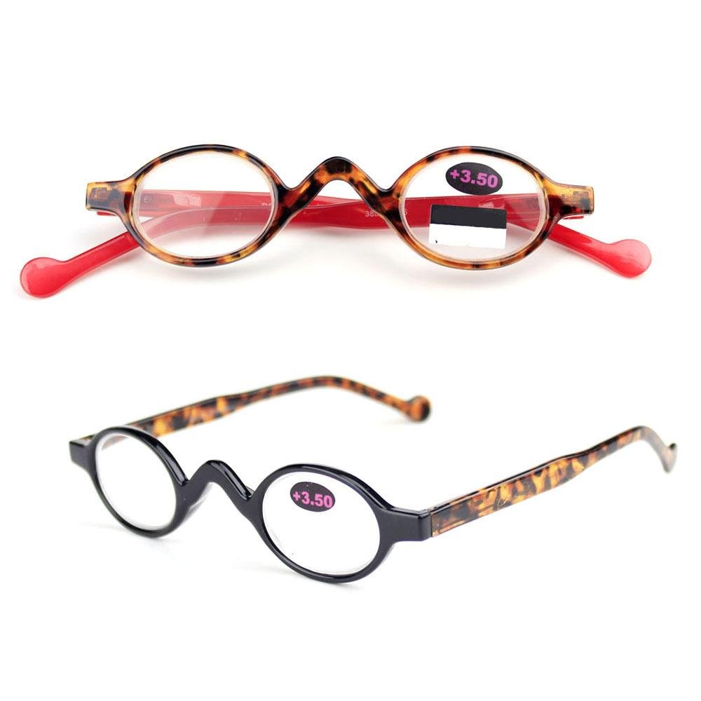 e0db64ed6f091 10Pcs Lot Small Round Reading Glasses Retro Eyewear Women And Men Black Reading  Glasses +1.0-+3.50 Free Shipping