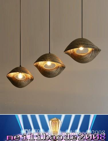 Modern Japanese Dining Room Lamp Droplight Pendant Lamps Bamboo Chandelier Garden Lighting Lights Living Light Myy Pull Down Unusual