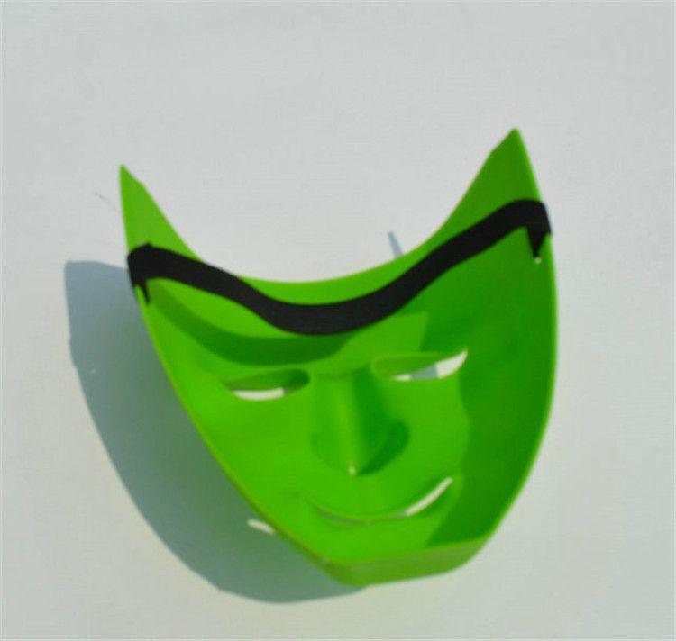 Máscaras del partido de Halloween de la manera Hip-Hop Cool Street Dancing Mask Alta calidad Jabbawockeez Máscara DHL / envío de Fedex