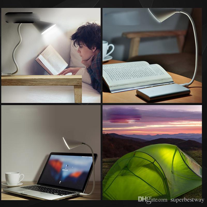 Portable Light LED Keyboard Light Novelty Bluetooth Speaker USB Night Light Wireless Music Book Reading Sound usb gadget Lamp OTH106