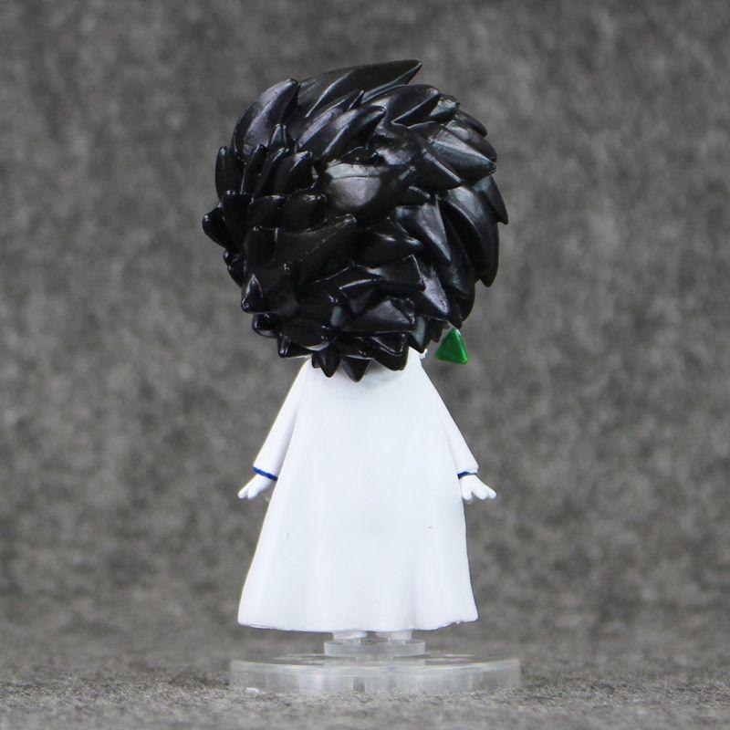 10 cm Magia Kaito Detective Conan Kid el Fantasma Ladrón PVC Figura Fgure Modelo de Juguete de Colección envío gratis EMS