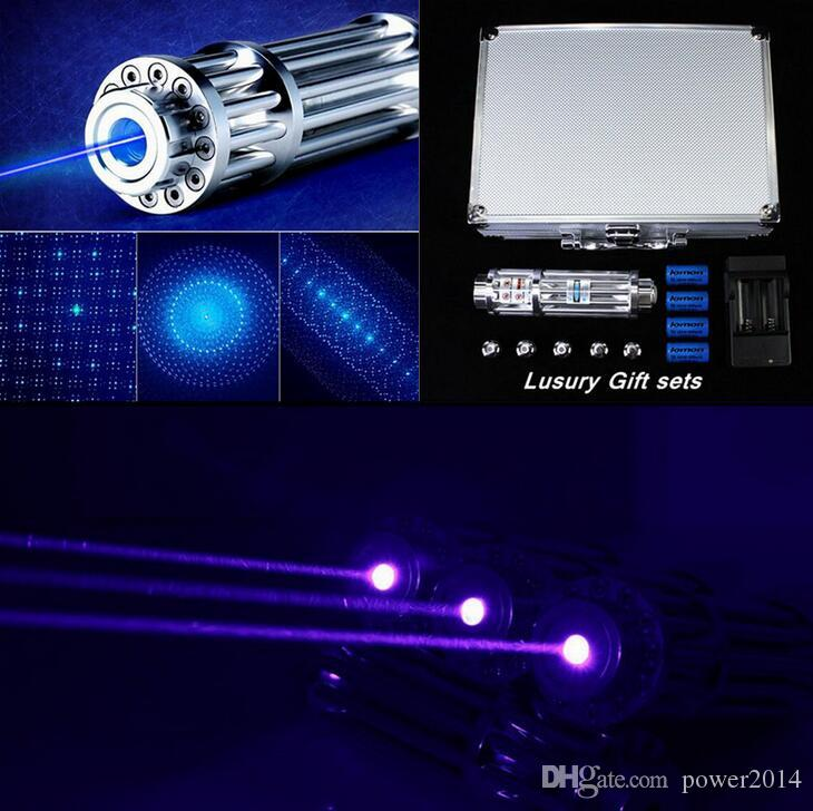 adjustable focus burning most powerful 450nm blue laser pointer