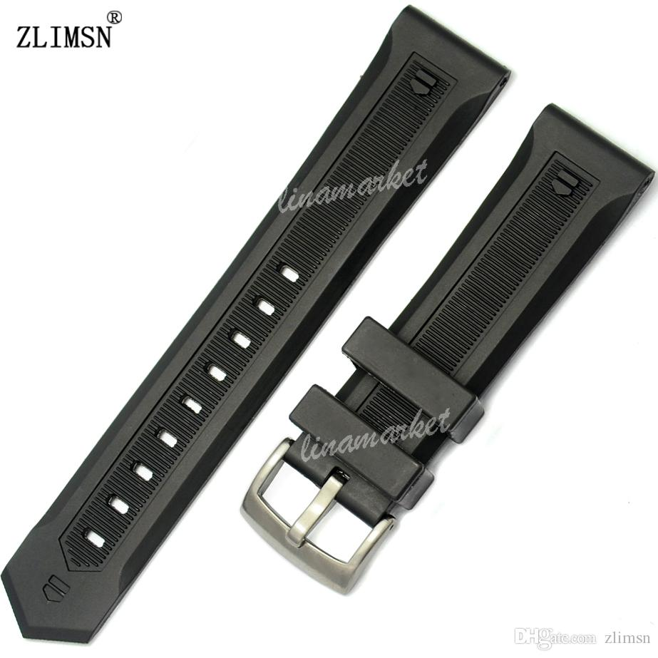 81a0f99e68a Cheap Butterfly Clasp Leather Watch Band Best White Leather Watch Bands
