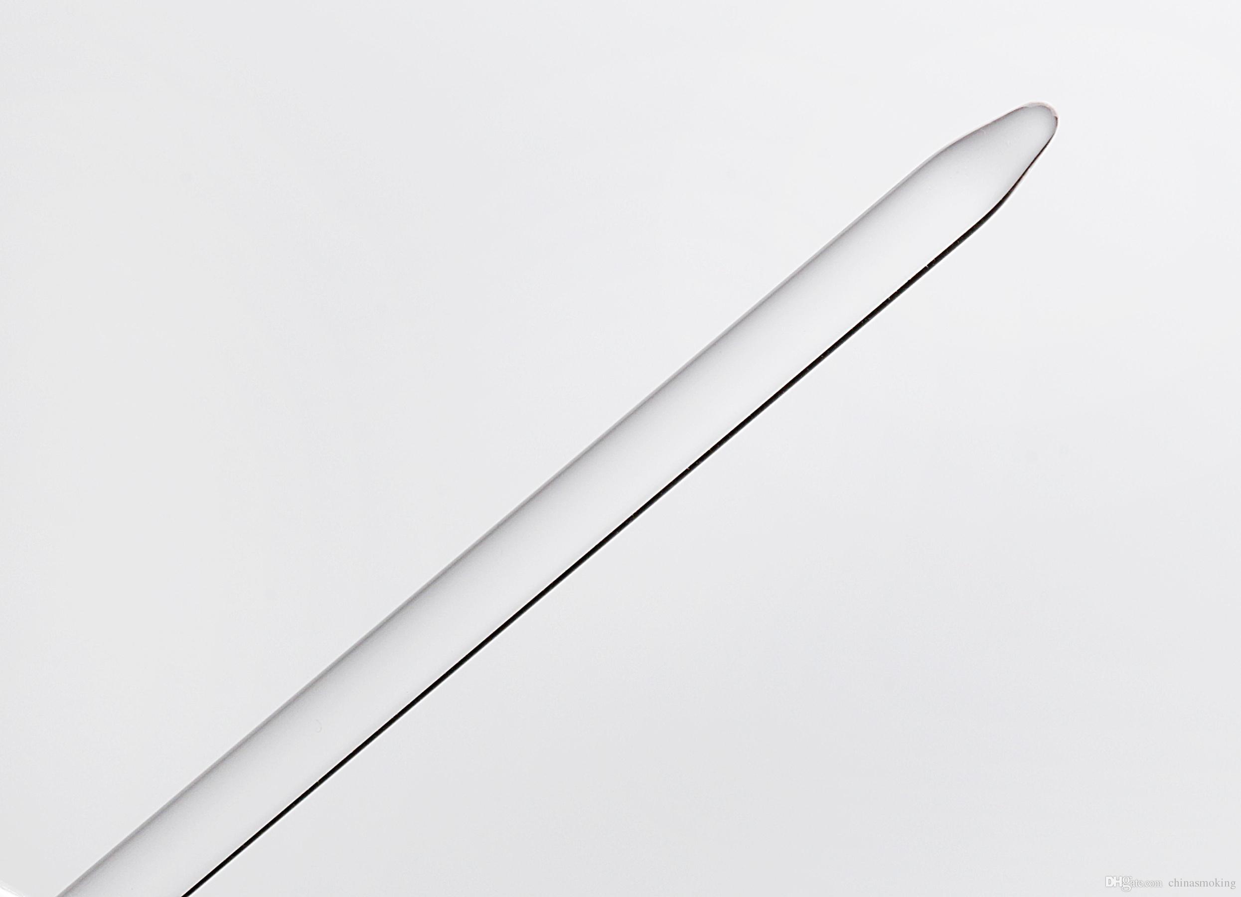 DHL Quartz Carb Cap für Banger Nails mit einem Griff an der Seite mit einem Luftloch