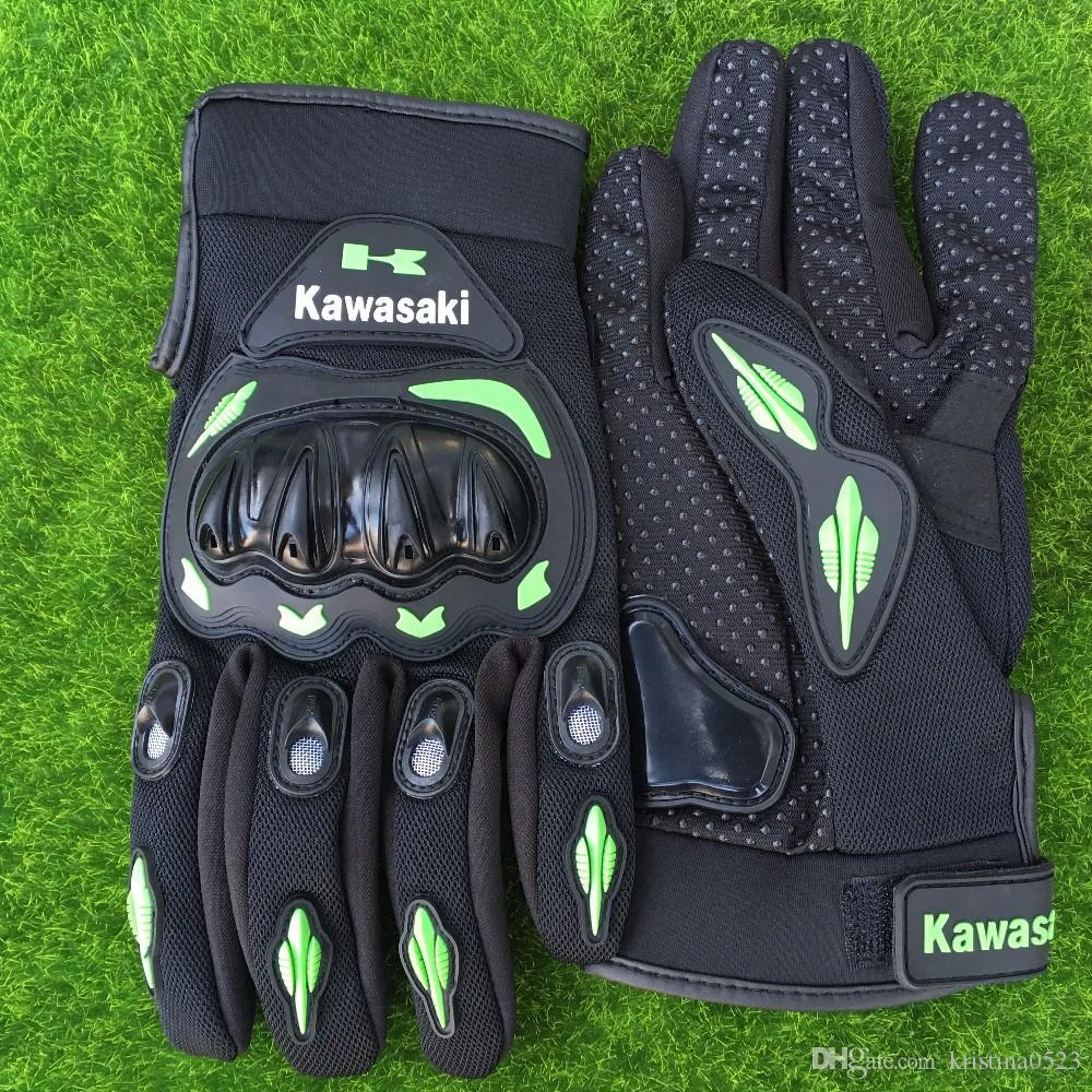 Guanti KTM Moto retrò Moto Racing guanti guanti dito pieno di motocross degli uomini di M / L / XL / XXL