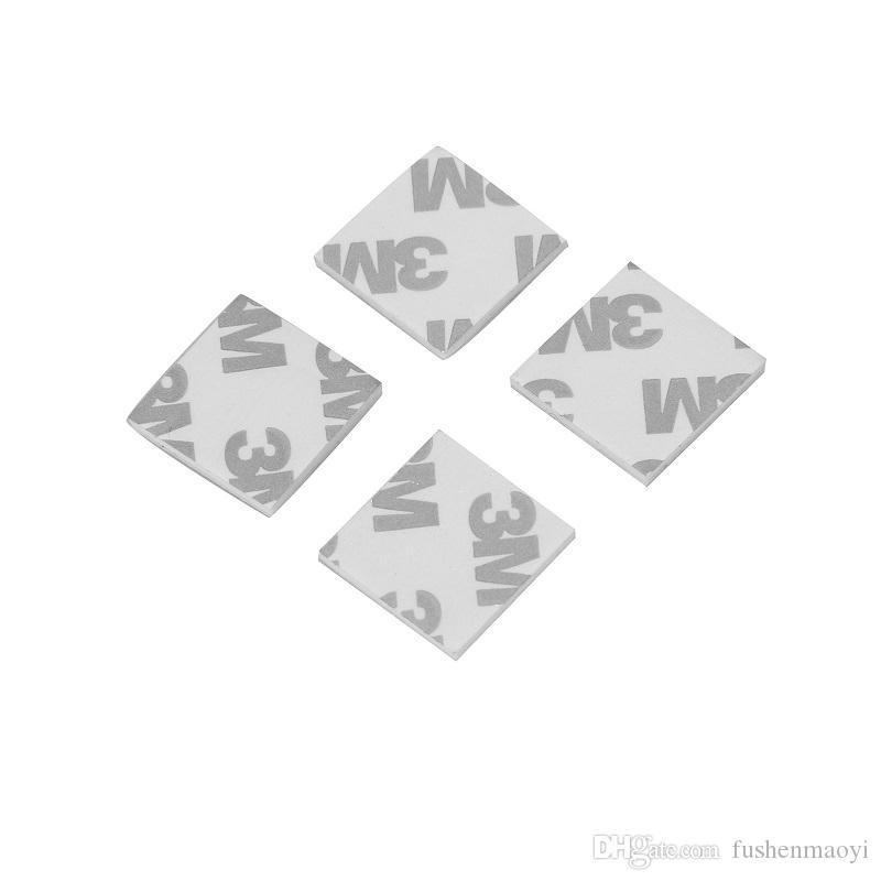 Switch Stickers Cover Socket Wall Light Home Shape Decoration i Decorazione quadrata in resina plastica a parete