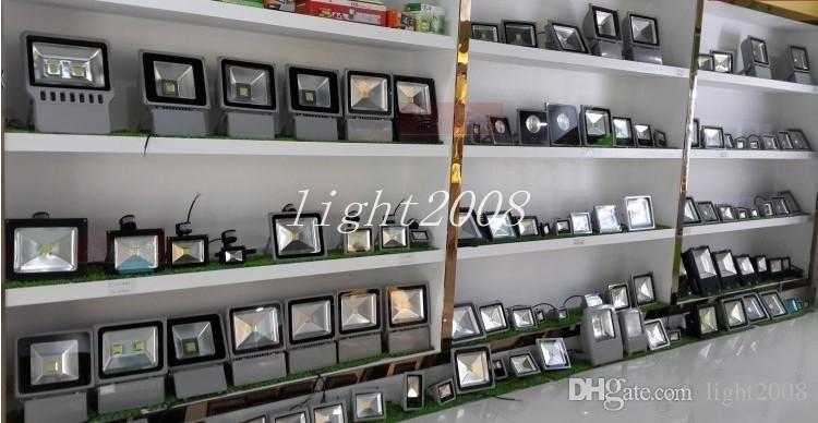 Cinq couleurs 10 w LED d'éclairage d'éclairage extérieur projecteur lampe de mur de lavage étanche IP65 lampe de paysage