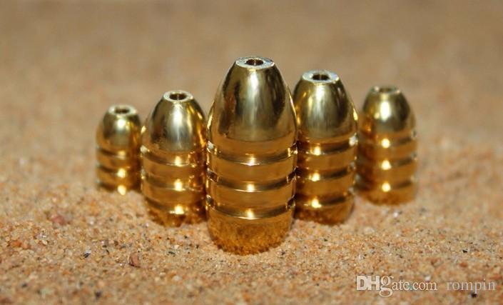 / Kupfer Blei Senkblei Gewichte 10g, 7 g, 5 g, 3,5 g, 1,8 g Sharped Einschuss Copper Angelzubehör Angelausrüstung