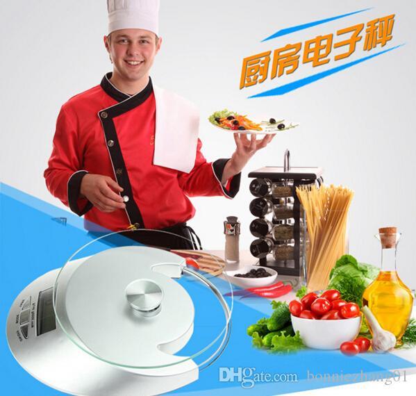 الدقة 1 جرام مقياس رقمي 1 جرام × 5 كيلوجرام المطبخ الغذاء حمية الوزن مجوهرات جوهرة البريدي وزن الرصيد مقياس