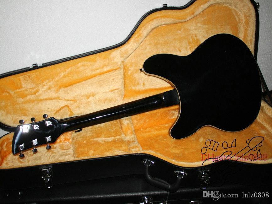 NEW Black 360 6 Strings 일렉트릭 기타 OEM 기타 기타 판매 중국
