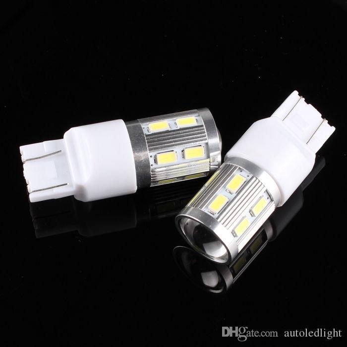 Lighting 12V White 9W 5630 12 LED H4 h7 h11 h16 9005 9006 1156 1157 DRL driving Fog Light Bulb