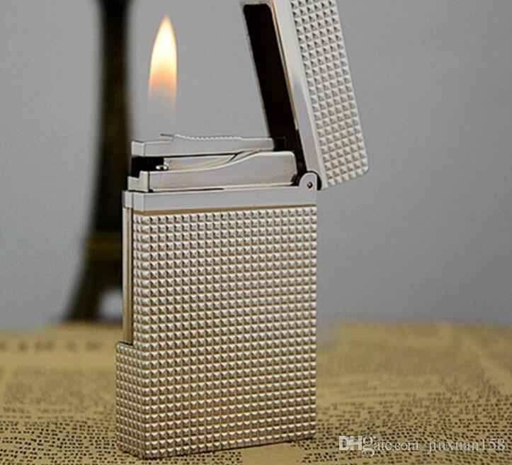 New Copper Memorial Lighters Du pont Lighter Windproof for Cigarette Smoking Bright Sound!!!