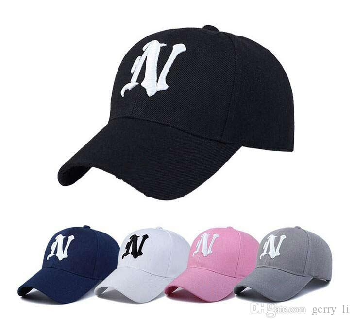 890afd69628 2016 Summer Men Hats Letter Embroider Outdoor Leisure Baseball Cap ...