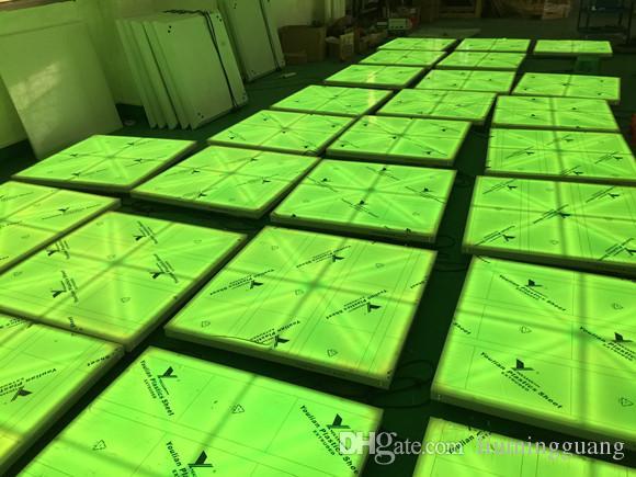 Luce da palcoscenico DMX LED Dance Dance Floor 1MX1M LED RGB ad alta luminosità