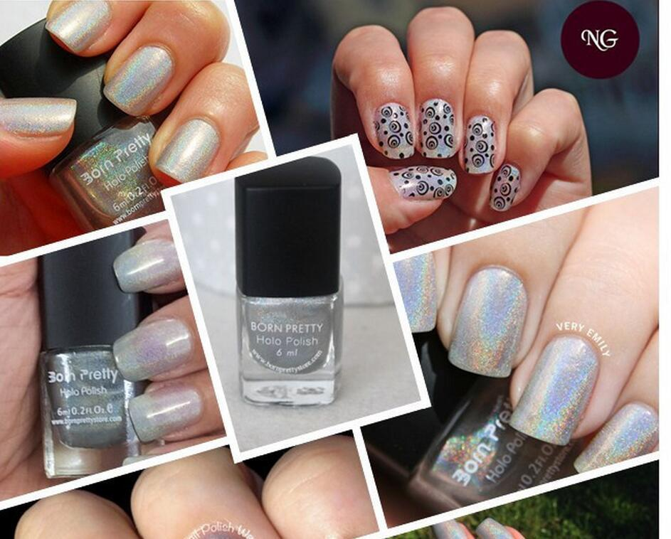 Image result for holographic gel polish