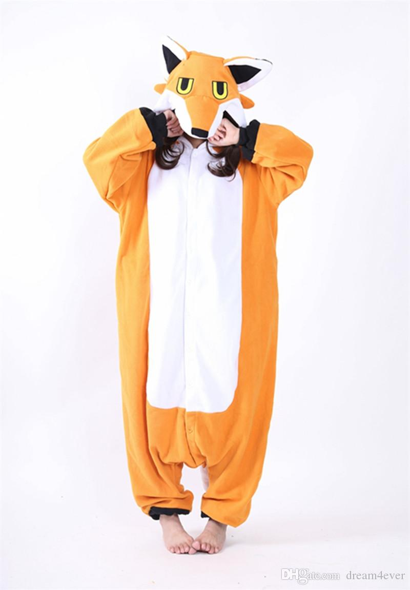 SS Newest Cosplay Anime Mr Wolf Easter Onesie Halloween Costumes Adult Women Men Pajamas Christmas Jumpsuit Romper Fleece