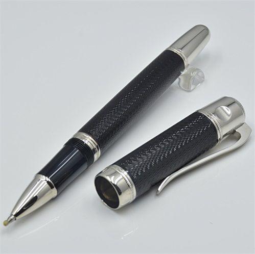 3 ألوان عالية الجودة العظمى الكاتب جول فيرن الرول - قلم / نافورة القلم مكتب القرطاسية تعزيز الخط حبر الأقلام هدية