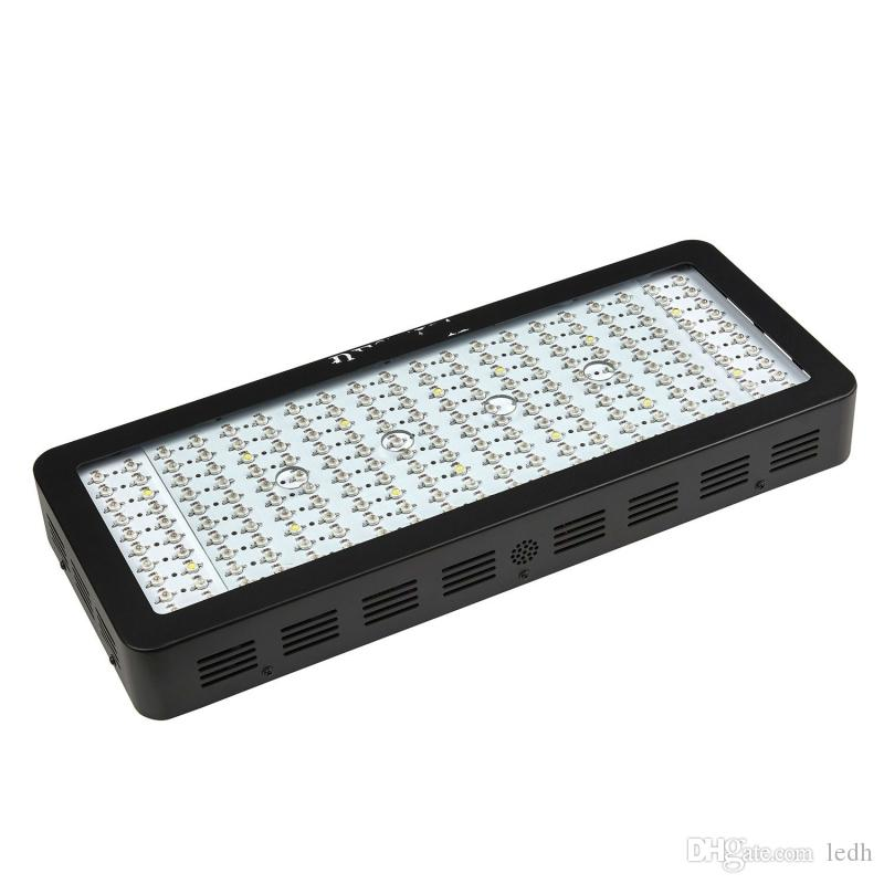 1200W Double Chips LED Grow Light Full Spectrum Grow Lamp for Greenhouse  Hydroponic Indoor Plants Veg and Flower Full Spectrum 1200 Watt LED