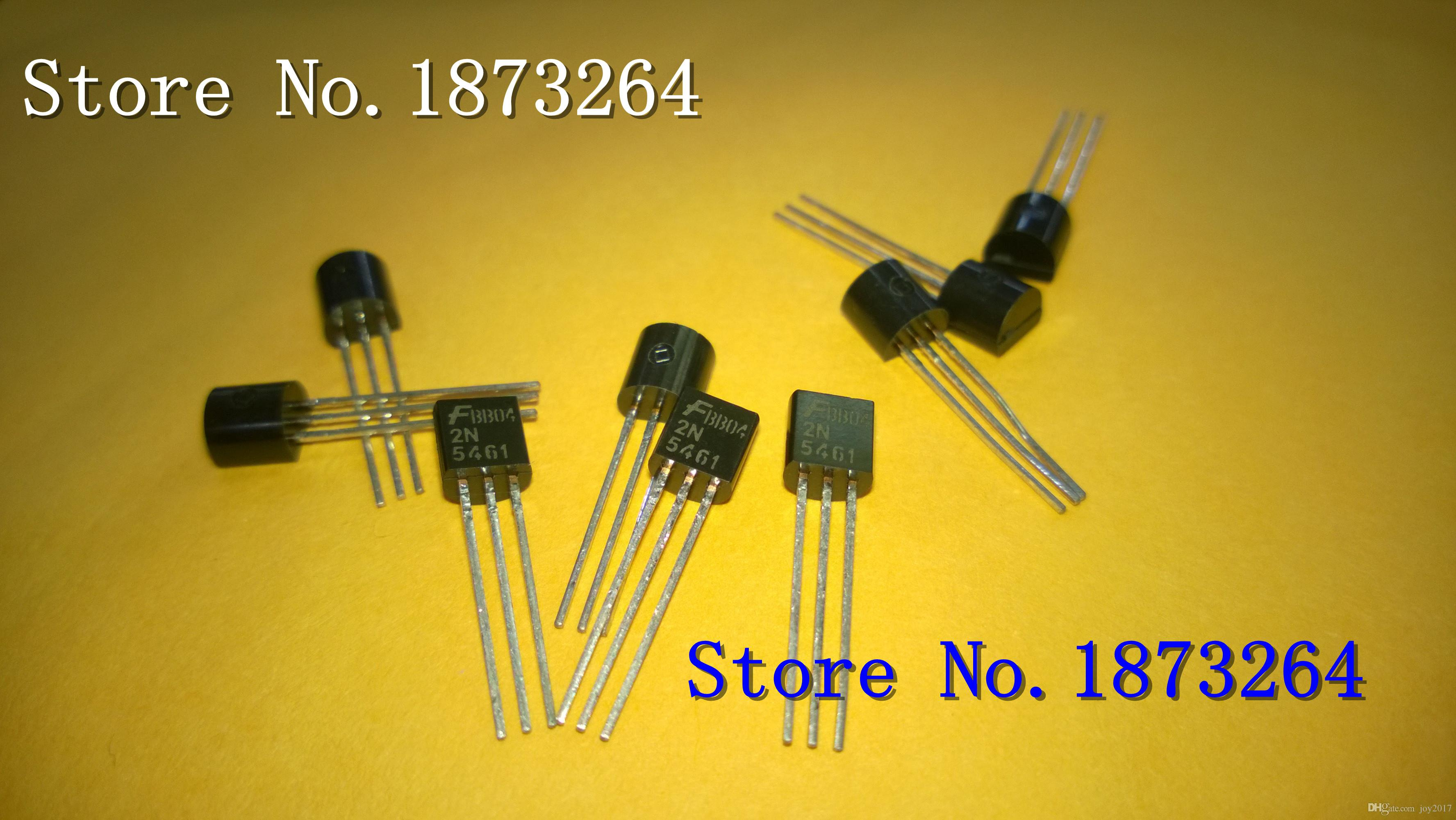 2n5461 To92 New Original Authentic Online With 686 Piece On Fr207 10 Pcs Joy2017s Store