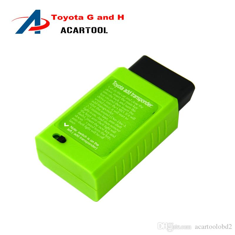 removing transponder chip from toyota key