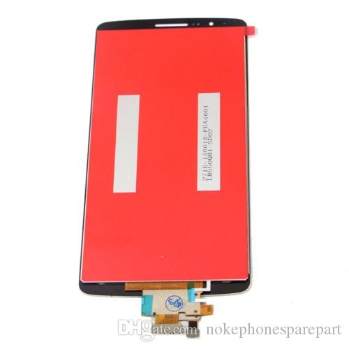 LCD Display&Touch Digitizer Assembly for LG G3 D850 D851 D855 VS985 LS990 White