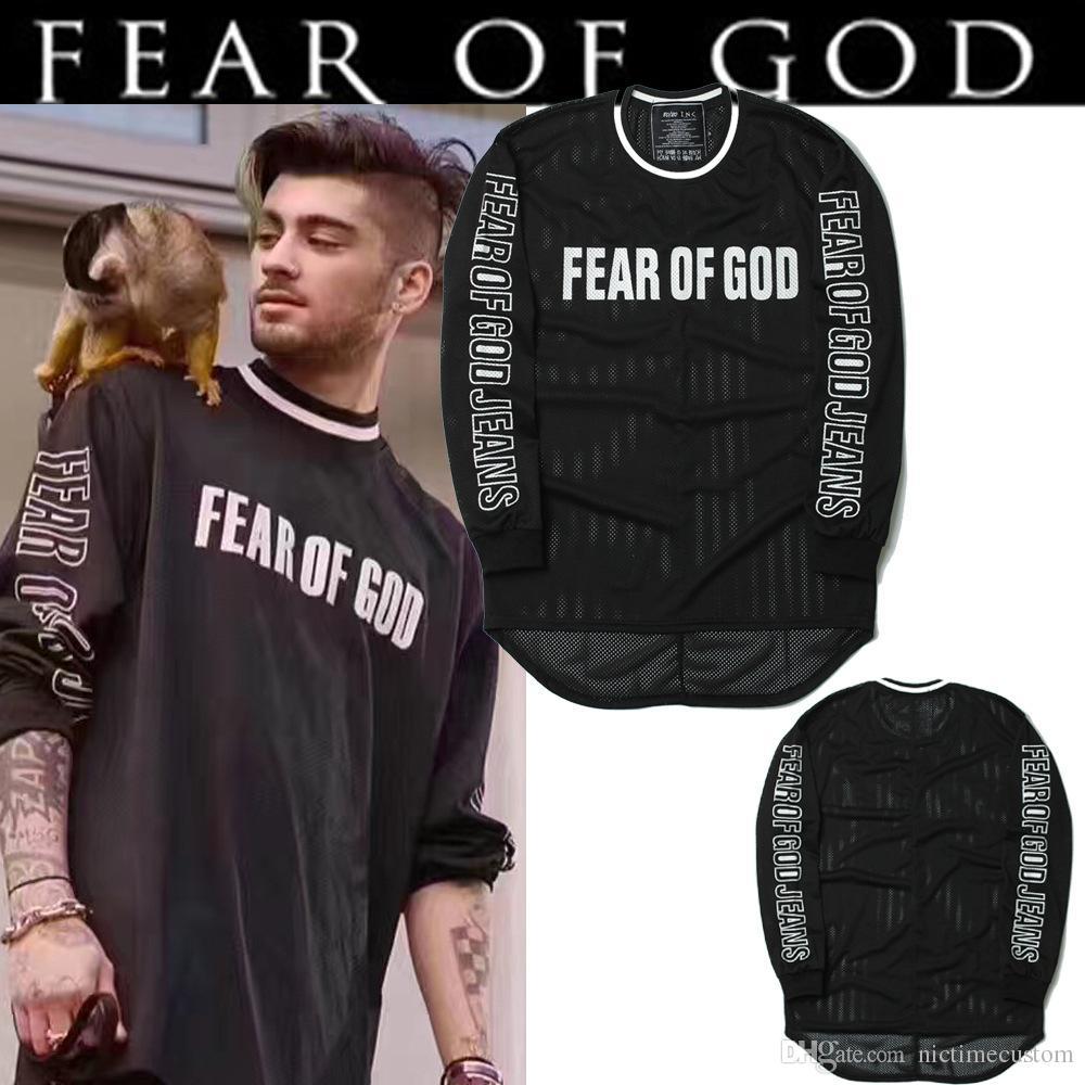 Fear Of God SK Pacsun FOG Hip Hop Sweatshirt Boys Girls Pullover Justin  Bieber Purpose Tour Felpe Skateboard Rap Jogger Jumper Kanye UK 2019 From  ... 26ade259ad48
