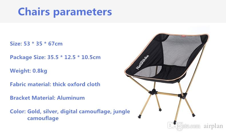 2017 New arrival ultra-light portable outdoor folding chairs' camping supplies Backed chairs' single network structure casual canvas chair