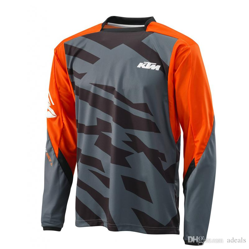 KTM Cycling Long Sleeve Jersey Rope Ciclismo Maillot Men s Outdoors ... bd8a44ff25856