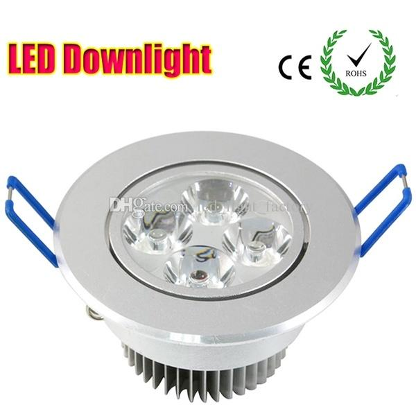 W Led Downlights Recessed Led Ceiling Light Xw V Led Downlight - Kitchen halogen ceiling lights