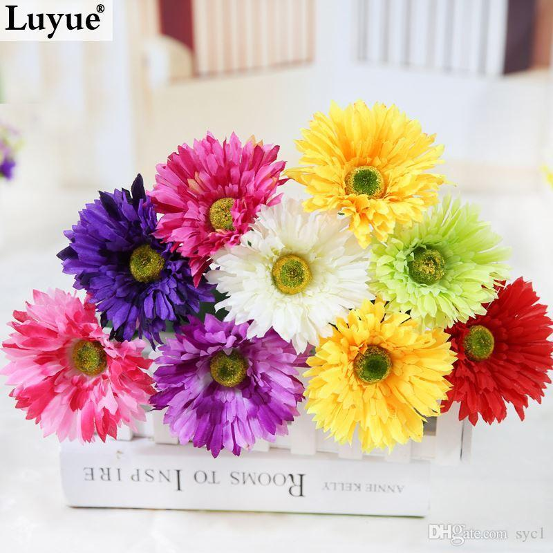 2018 wedding decoration artificial silk flowers gerbera fake flowers 2018 wedding decoration artificial silk flowers gerbera fake flowers decorative flowers wreaths home office party decoration from syc1 2396 dhgate mightylinksfo