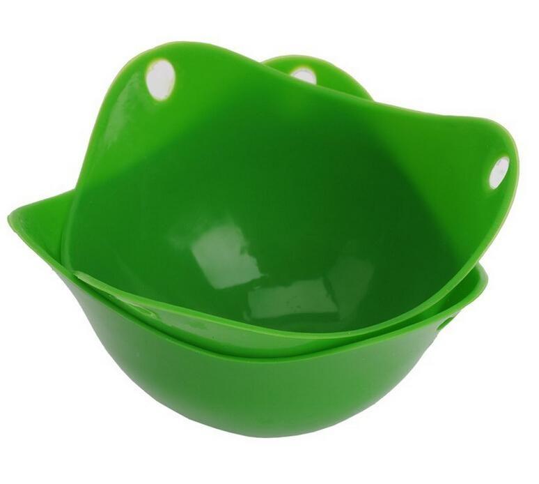 Горячая распродажа силиконовые яйцо браконьер Кук браконьерством бобы кухня посуда пашот выпечки чашки Бесплатная доставка wen4359
