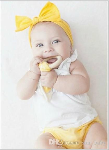 30 adet / grup BPA Ücretsiz Güvenli Bebek Diş Çıkarma Yüzük Kumaş Ve Ahşap Diş Kaşıyıcı Diş Çıkarma Eğitim Buruşuk Oyuncak Içinde Çingene Malzeme Içinde K7076