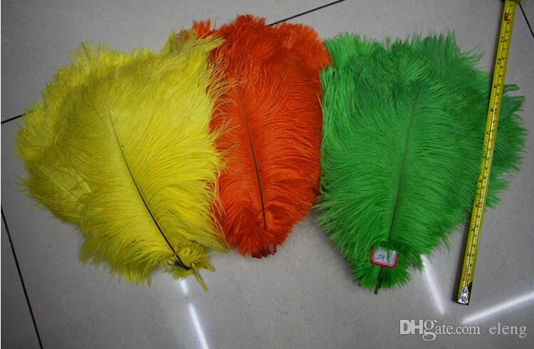 Ostrich Feathers Thin rod Plume Centerpiece for Wedding Party Table Decoration feather YM40