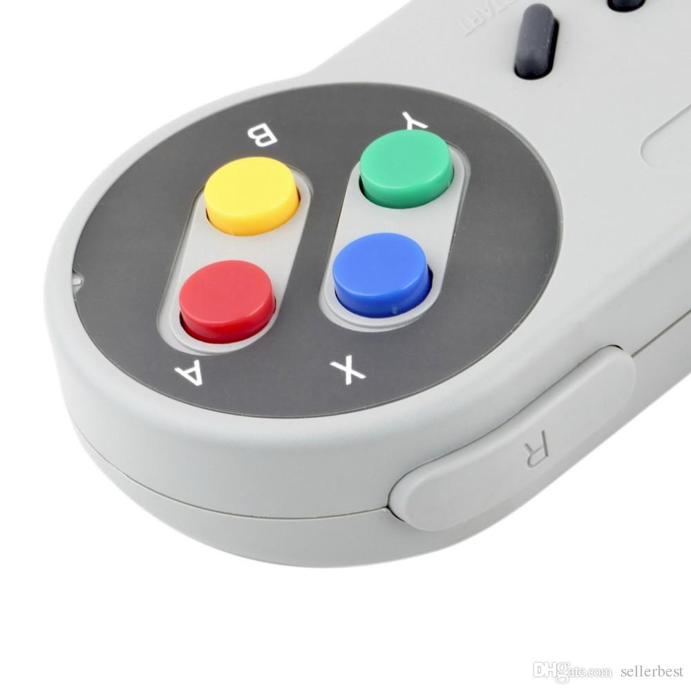 Classic USB Controller PC Controllers Gamepad Joypad Joystick Replacement for Super Nintendo SF for SNES NES Tablet PC LaWindows MAC