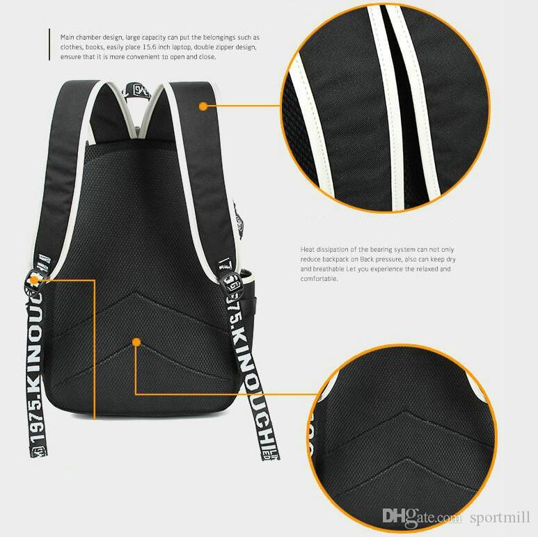 Diplo mochila Mad decente saco de escola A maioria das forças dinâmicas mochila computador Mochila Ao Ar Livre mochila Esporte dia pacote
